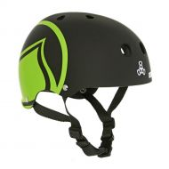 LIQUID FORCE HELMET ICON BLACK GREEN