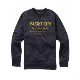 BURTON BONDED CREW MOOD INDIGO HEATHER