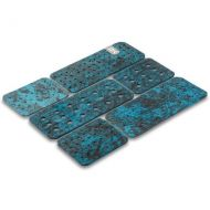 DAKINE FRONT FOOT TRACTION PAD BLUE/BLK