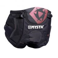 MYSTIC STAR SEAT BLACK/RED HARNESS WINDSURF