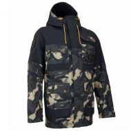 ANALOG SOLITARY JACKET DRUNK CAMO