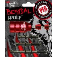 BESTIAL WOLF PEGS RED