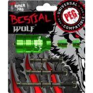 BESTIAL WOLF PEGS GREEN
