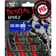 BESTIAL WOLF PEGS BLUE