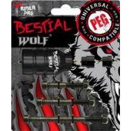 BESTIAL WOLF PEGS BLACK