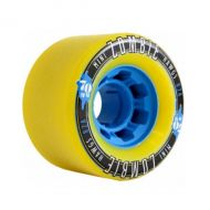 RUEDAS HAWGS MINI ZOMBIE YELLOW 70MM / 82A