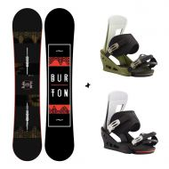 BURTON PACK 2020 RIPCORD + FREESTYLE