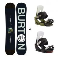 BURTON PACK 2020 INSTIGATOR + FREESTYLE