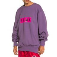 GRIMEY FLYING SAUCER CREWNECK PURPLE