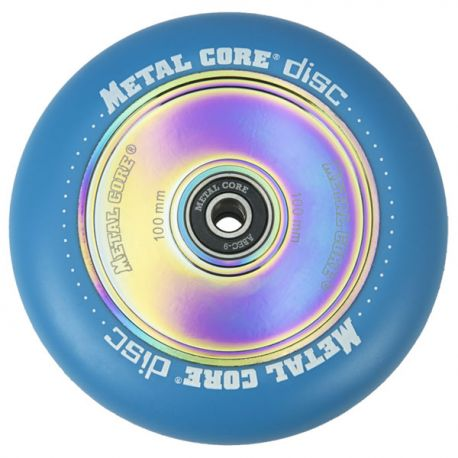 METAL CORE DISC BLUE 110mm