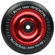 METAL CORE RADICAL BLACK RED 100mm