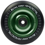 METAL CORE RADICAL BLACK GREEN 100mm