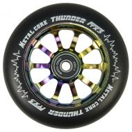 METAL CORE RADICAL THUNDER RAINBOW BLACK 110mm
