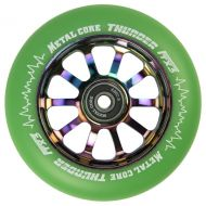 METAL CORE RADICAL THUNDER RAINBOW GREEN 110mm