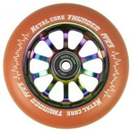 METAL CORE RADICAL THUNDER RAINBOW ORANGE 110mm