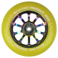 METAL CORE RADICAL THUNDER RAINBOW YELLOW 110mm