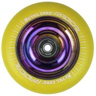 METAL CORE RADICAL RAINBOW FLUORESCENT YELLOW 110mm