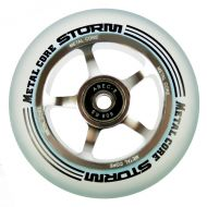 METAL CORE STORM TRANSPARENT ALUMINIUM 100mm