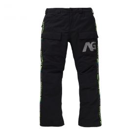 ANALOG MORTAR PANT TRUE BLACK