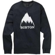 BURTON OAK CREW TRUE BLACK HEATHER