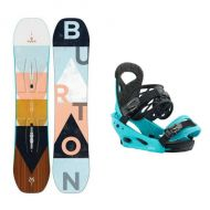BURTON YEASAYER SMALLS FLAT POP CAMBER 2020