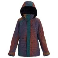 BURTON WOMEN'S EASTFALL JACKET FORESTNIGHT/BLUEFLOWER