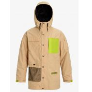 ANALOG SOLITARY JACKET SAFARI