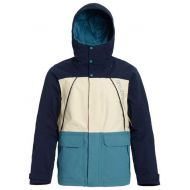 MEN'S BURTON BREACH INSULATED JACKET DRESS BLUE