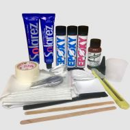 SOLAREZ KIT REPARACION EPOXY PRO TRAVEL KIT