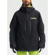 BURTON FROSTNER JACKET TRUE BLACK