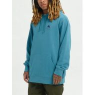 BURTON MOUNTAIN PULLOVER HOODIE STORM BLUE