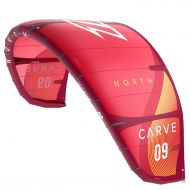 NORTH KITEBOARDING CARVE 2021 SUNSET RED