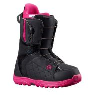 BURTON MINT 2015 BLACK HOT PINK