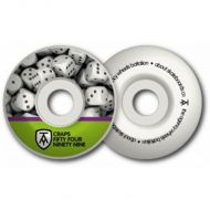 RICTA SPARX SHOCKWAVES 53MM BLACK STREET FORMULA