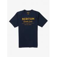 BURTON DURABLA GOODS SHORT SLEEVE T-SHIRT DRESS BLUE